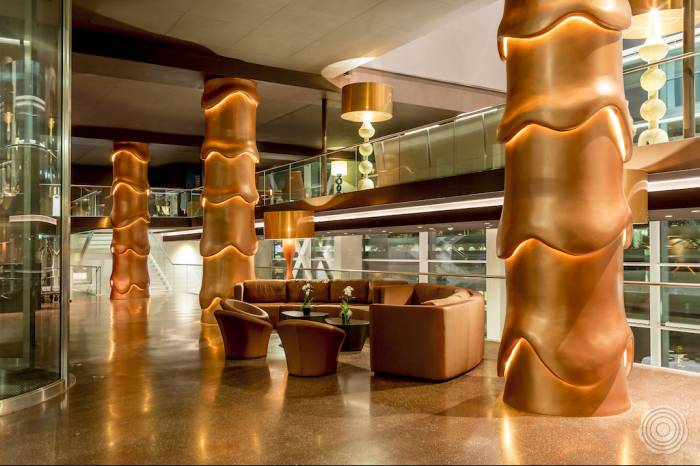 for the new room mate aitane hotel in amsterdam we used a sp