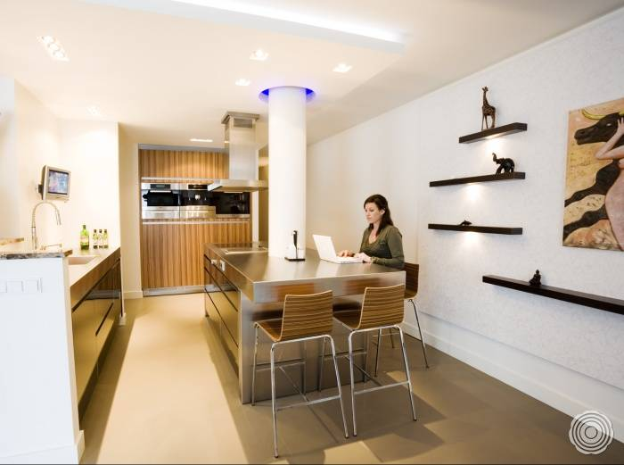 pouring feed in any colour senso kitchen floors are availabl