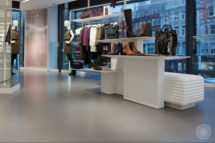 clean in no time sensos certified shop floors have no joints