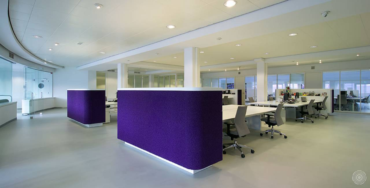 Senso office and commercial flooring senso resin flooring for Floor sheet for office