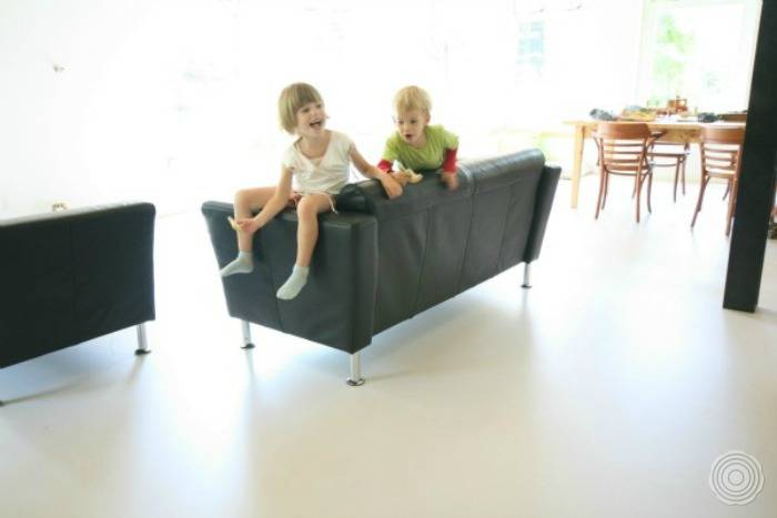 child friendly cast floors families with children are import