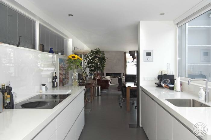 hygienic floors for kitchens easy to clean dust free fire re