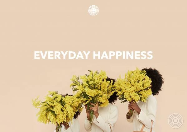 Theme: Everyday Happiness