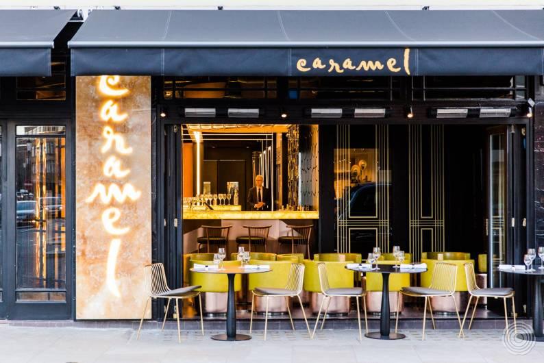 Caramel Restaurant London